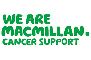 MacMillan Cancer Support Logo - Influential Software Clients